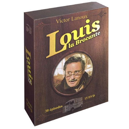 COFFRET LOUIS LA BROCANTE