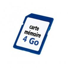 CARTE MEMOIRE MICRO SD 4 GO