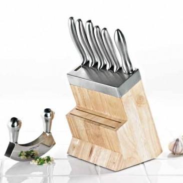 Sedao vente cuisine bloc couteaux prestige for Prestige cuisine