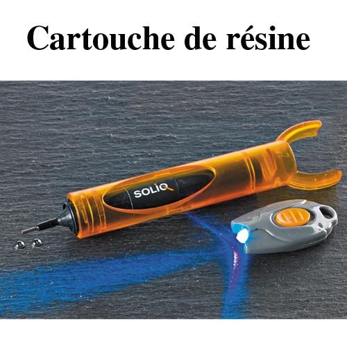CARTOUCHE DE RESINE