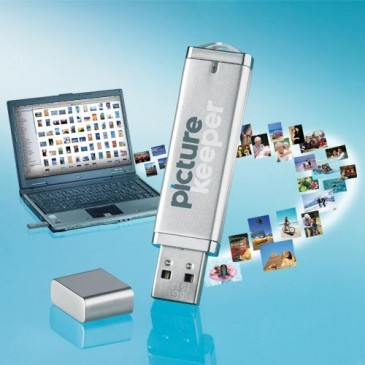 CLÉ USB PICTURE KEEPER