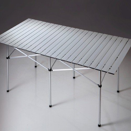 Sedao vente mobilier rangement table pliante aluminium - Table pliante aluminium ...