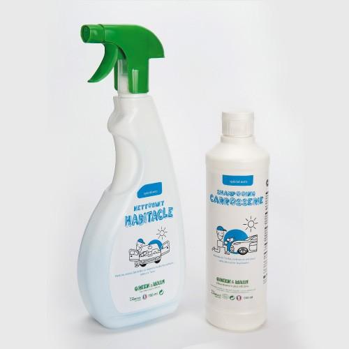 NETTOYANTS AUTO GREEN&WASH