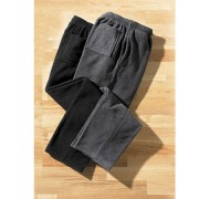 LOT DE 2 PANTALONS POLAIRE M