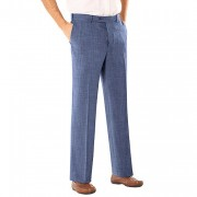 PANTALON EASY BLEU