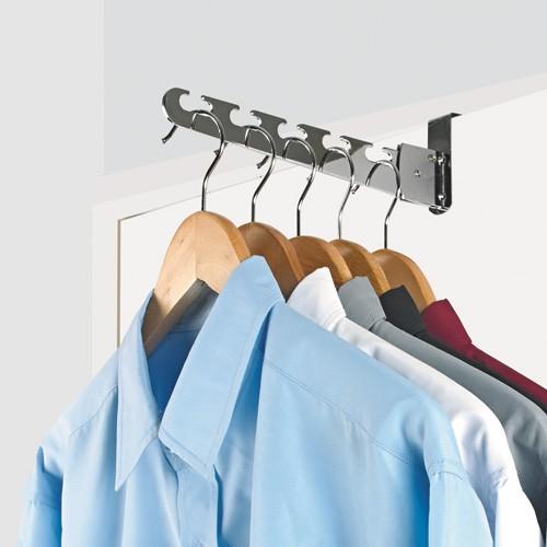 Sedao vente rangement porte cintres de porte - Porte chemise dressing ...