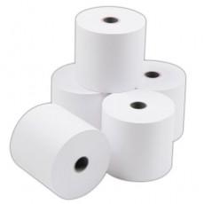 Les 5 rouleaux papier d'impression