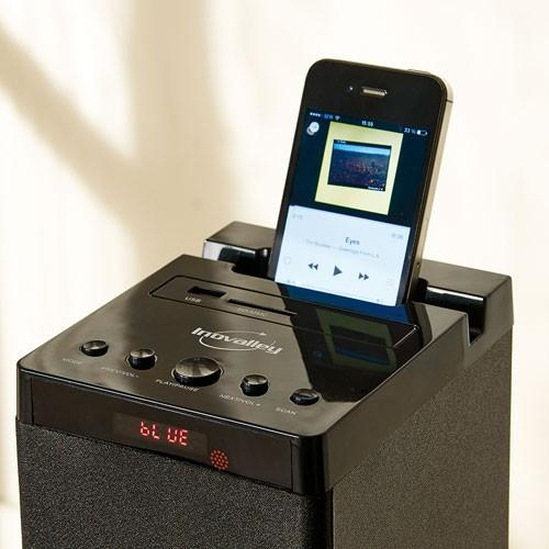 sedao vente audio hi fi tour de son bluetooth. Black Bedroom Furniture Sets. Home Design Ideas