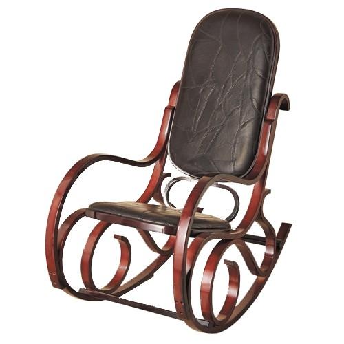 sedao vente mobilier rangement rocking chair cuir