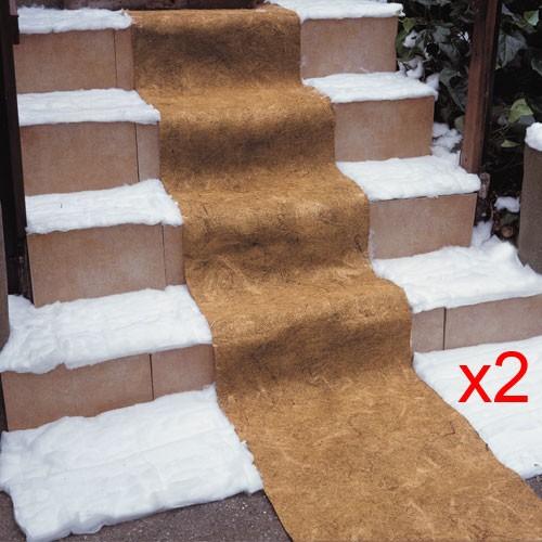 Sedao vente jardinage ext rieur animaux tapis d for Tapis antiderapant escalier exterieur