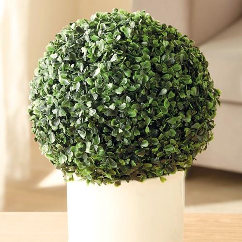 Sedao vente jardinage ext rieur animaux boule de for Boule de buis artificiel pour exterieur