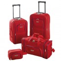 SET DE 4 BAGAGES TRAVEL