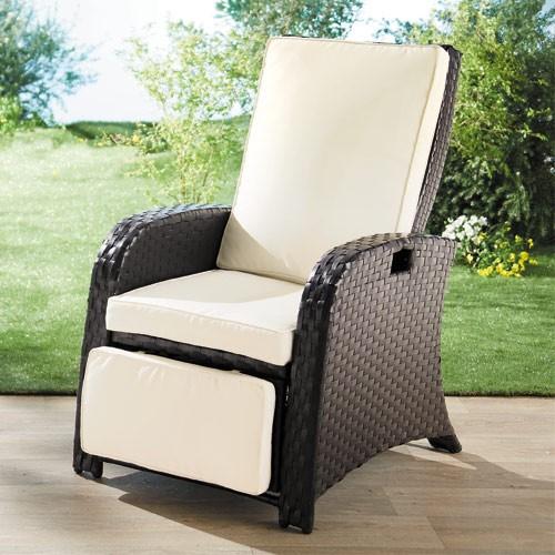 sedao vente mobilier rangement fauteuil relax rotin. Black Bedroom Furniture Sets. Home Design Ideas