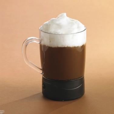 Mug avec mousseur à lait