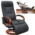 Fauteuil relaxation chauffant