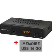 MAGNÉTOSCOPE NUMÉRIQUE + MÉMOIRE USB 16 Go