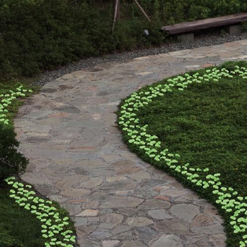 Sedao vente d co mobilier de jardin galets lumineux - Mobilier jardin lumineux ...