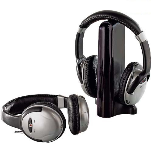 DUO CASQUES SANS FIL