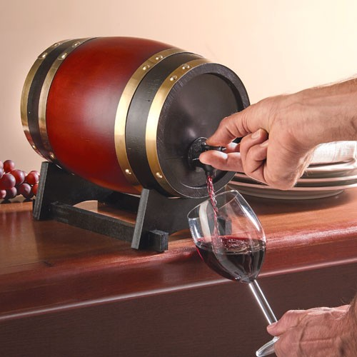 sedao vente cuisine tonneau distributeur de vin. Black Bedroom Furniture Sets. Home Design Ideas