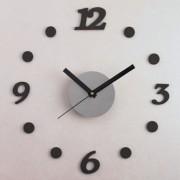Horloge «3D» radio-pilotée