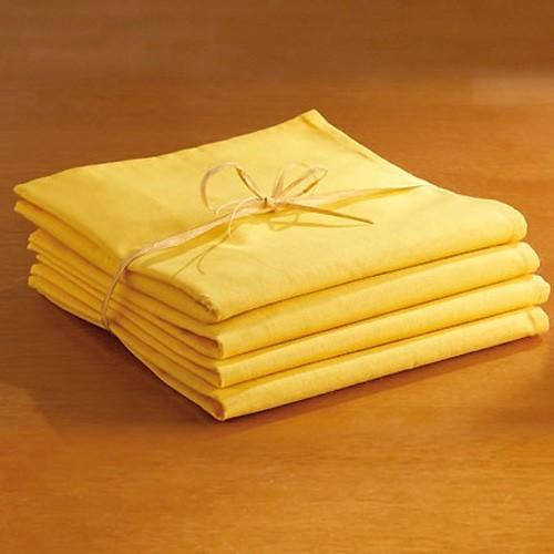 Serviettes de table - les 4