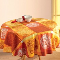 Nappe anti-taches Occitane ronde