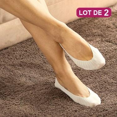 Protège pieds au cuivre - les 2