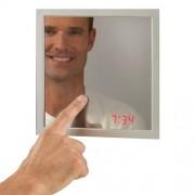 Miroir-horloge magique