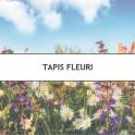 TAPIS FLEURI
