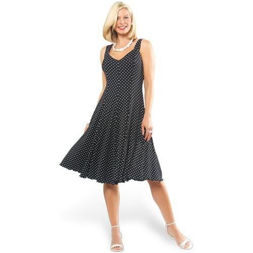 ab7c677031cdc Sedao - Vente Mode Femme - ROBE D ÉTÉ MONACO NOIRE