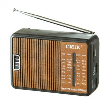 RADIO MULTIBANDE TRADITION