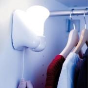 Lampes LED autonomes - les 4