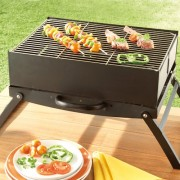 Barbecue pliant «Garden Party»