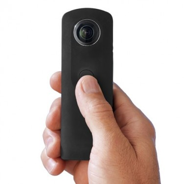 Appareil photo/vidéo 360°