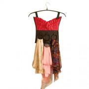 Robe porte-foulards