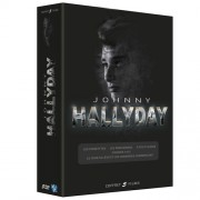 Coffret Collector Johnny Hallyday - 5 DVD