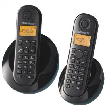 DUO DE TÉLÉPHONES SANS FIL TELEFUNKEN