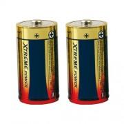 Piles alcalines R14 - Les 2