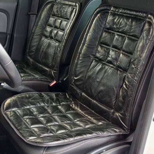 sedao vente voiture voyage les 2 couvre si ges en cuir. Black Bedroom Furniture Sets. Home Design Ideas