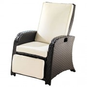 "FAUTEUIL-RELAX ""ROTIN"""