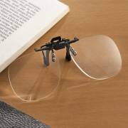 "LOUPES DE LECTURE ""CLIP-ON"""