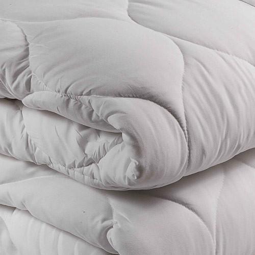 sedao vente linge de maison couette antiacariens 2 places blanclarence. Black Bedroom Furniture Sets. Home Design Ideas