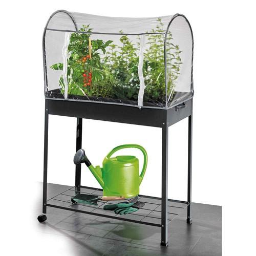 Sedao Vente Deco Mobilier De Jardin Mini Serre De Balcon Sur Pieds