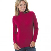 PULL LAMBSWOOL DOUCEUR FUSCHSIA