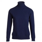 PULL LAMBSWOOL DOUCEUR MARINE
