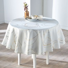 "NAPPE ""ARABESQUES"" RONDE"