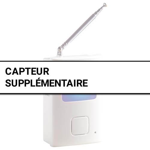 CAPTEUR SUPPLÉMENTAIRE