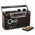 RADIO-CASSETTE ENREGISTREUR