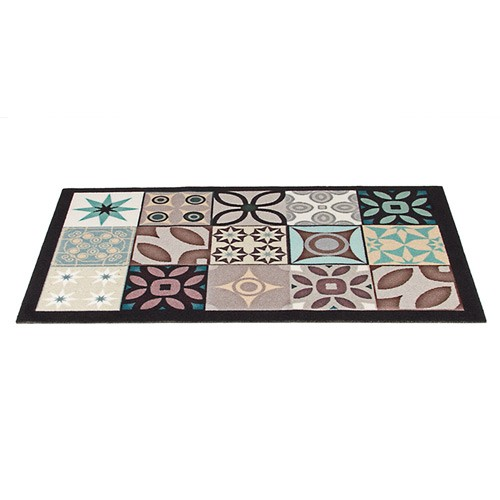 Sedao Vente Decoration Tapis Carreaux De Ciment 50 X 80 Cm