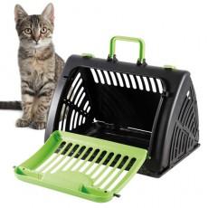 Caisse de transport pliante pour animaux